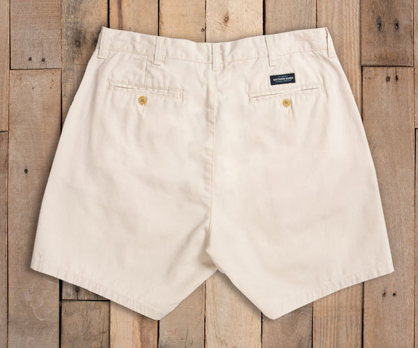 "Southern Marsh 6"" Men's Regatta Short-Pebble Tan"