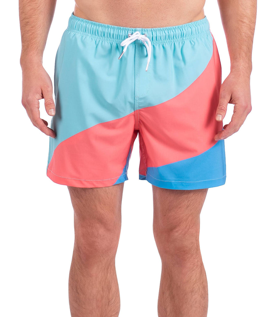 Southern Shirt Company Swim trunks stand out in the crowd. Stylish, functional shorts and mens clothing can be found at Bennetts where the customer is #1.
