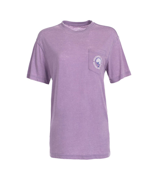 Southern Shirt Company Peace of Paradise T-shirt-Lilac