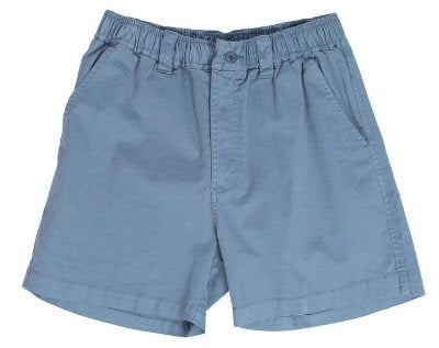 Southern Shirt Co Garment Wash Harbor Short-Faded Denim