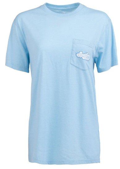 Southern Shirt Company Bohemian Rhapsody T-shirt-Dream Blue