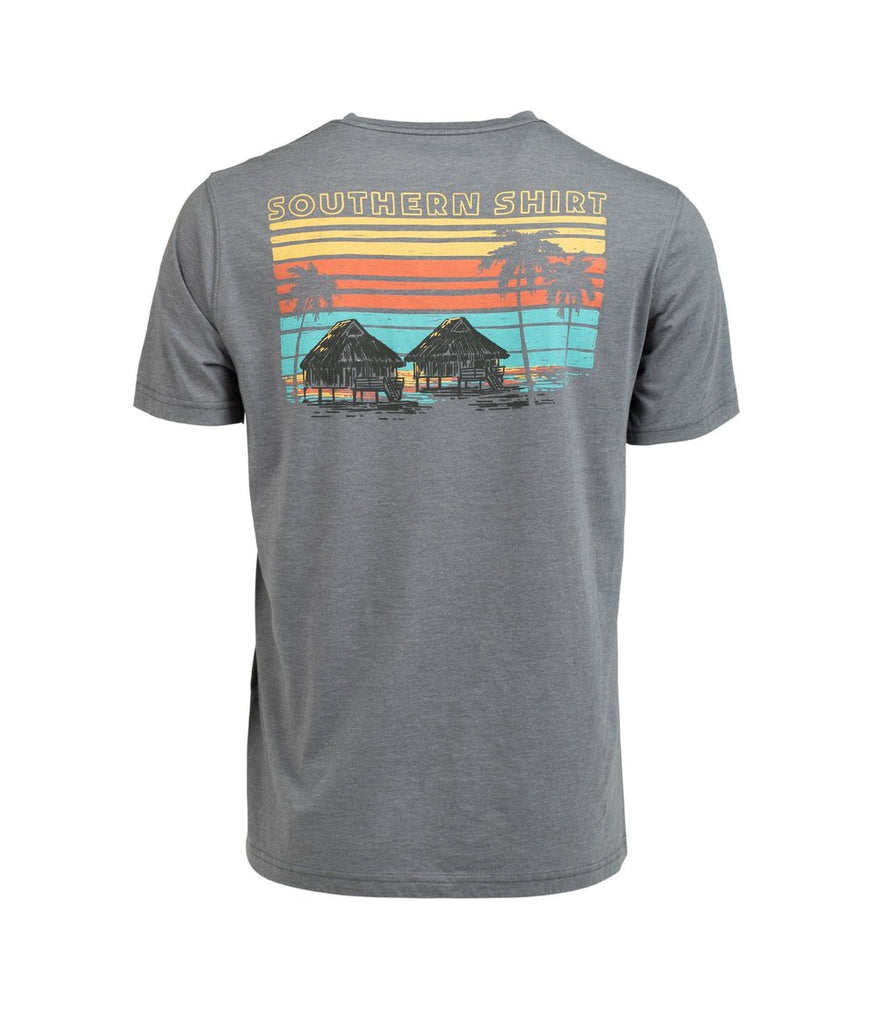 Southern Shirt Company Island Oasis T-shirt is the perfect, comfortable, vacation t-shirt. Shop Bennetts Clothing for the best styles of clothing from the brands you want.