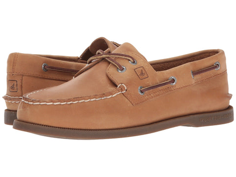 Sperry A/O Boat Shoe for men are cool, comfortable slip-on shoes with relaxed styling. Shop Bennetts where you will find great prices and fast shipping.