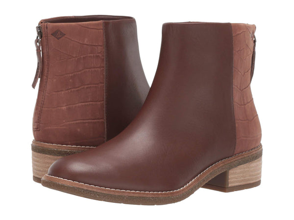 Sperry Maya Bellet Leather Boots for women has stylish looks with ultra comfort. Shop Bennetts for a large selection of womens boots.