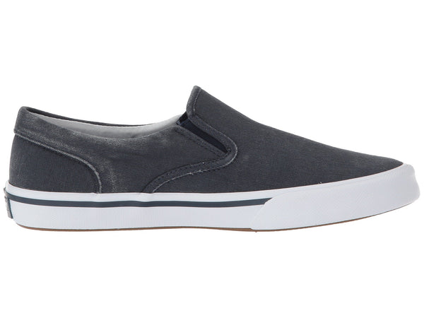 Sperry Top-Sider Striper II Mens Slip-on Sneaker-Sailwash-Navy