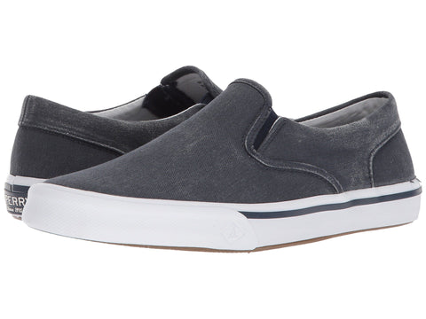 Sperry Top-Sider Striper II slip-on sneaker for men are incredibly comfortable. Shop Bennetts Clothing for the brands you want with low prices.