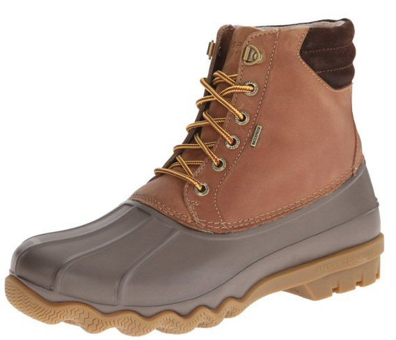 Sperry Top-Sider men's Avenue Duck boots-Tan/Brown - Bennett's Clothing - 2