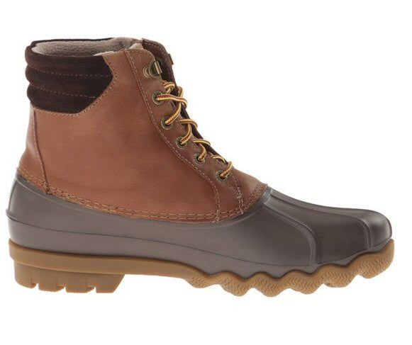 Sperry Top-Sider men's Avenue Duck boots-Tan/Brown - Bennett's Clothing - 4