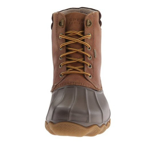 Sperry Top-Sider men's Avenue Duck boots-Tan/Brown - Bennett's Clothing - 3