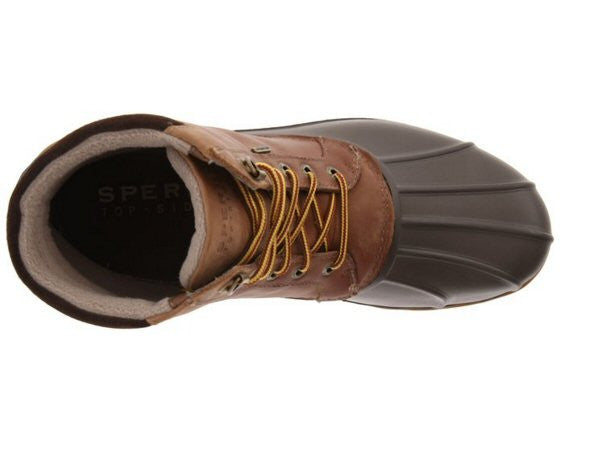 Sperry Top-Sider men's Avenue Duck boots-Tan/Brown - Bennett's Clothing - 6