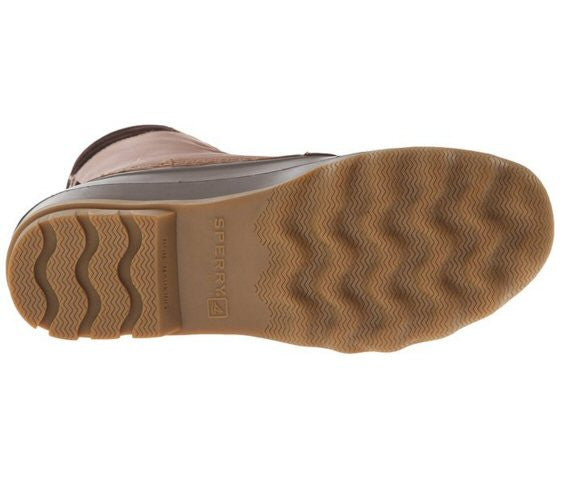 Sperry Top-Sider men's Avenue Duck boots-Tan/Brown - Bennett's Clothing - 7