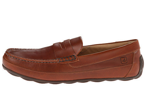 Sperry Top-Sider Hampden Penny loafer-Tan - Bennett's Clothing - 2