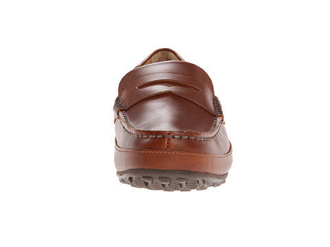 Sperry Top-Sider Hampden Penny loafer-Tan - Bennett's Clothing - 5