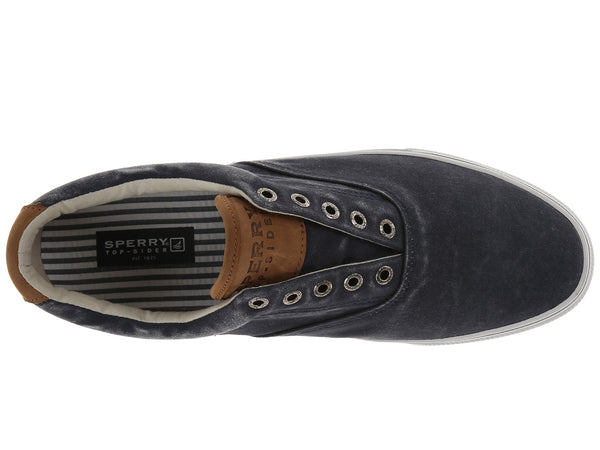 Sperry Top-Sider Striper CVO-Navy - Bennett's Clothing - 6