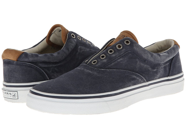 Sperry Top-Sider Striper II CVO slip-on sneaker for men are incredibly comfortable. Shop Bennetts Clothing for the brands you want with low prices.