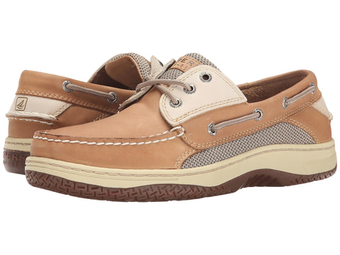 Sperry Top-Sider Mens Billfish Boat Shoe-Tan-Beige - Bennett's Clothing - 1