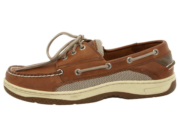 Sperry Top-Sider Mens Billfish Boat Shoe-Dark Tan - Bennett's Clothing - 2