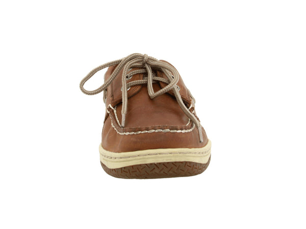 Sperry Top-Sider Mens Billfish Boat Shoe-Dark Tan - Bennett's Clothing - 5