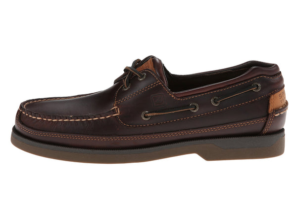 Sperry Top-Sider Mens Mako Boat Shoe-Amaretto - Bennett's Clothing - 2