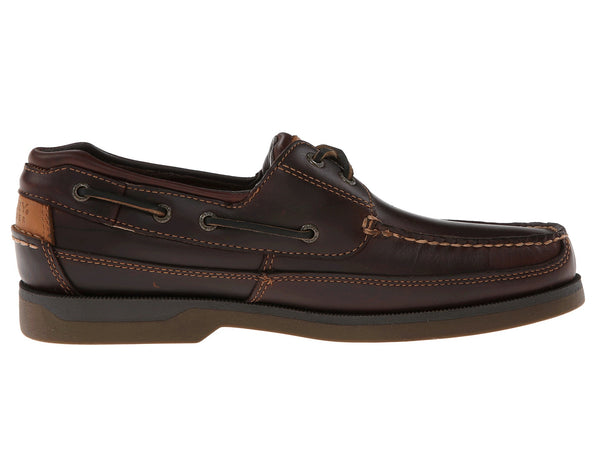 Sperry Top-Sider Mens Mako Boat Shoe-Amaretto - Bennett's Clothing - 4