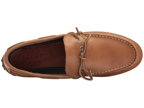 Sperry Top-Sider Mens Hamilton Driver II Moc-Tan