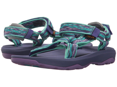 Teva Hurricane XLT 2 Kids Sandal will keep your little one outfitted for land or water this season. Shop Bennetts for sandals to fit the whole family.