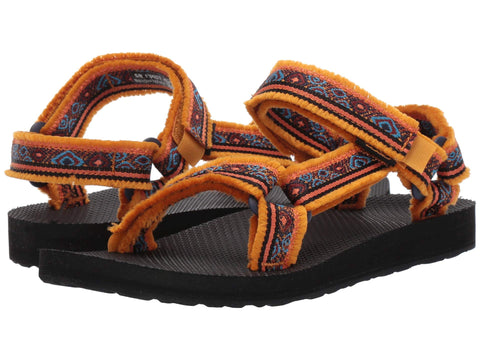 a91168ff402f Teva Original Universal Maressa sandal will make your wardrobe groovy. Shop  Bennetts Clothing for a