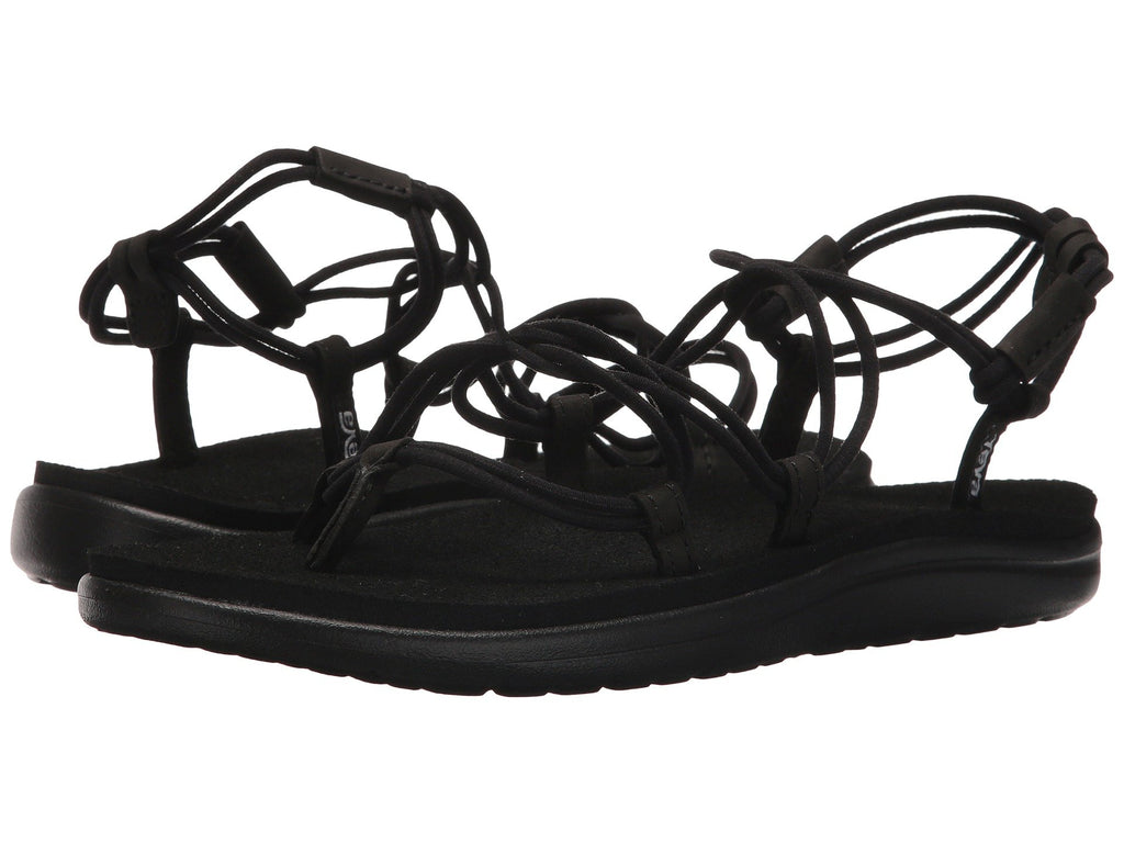Teva Voya Infinity sandal will make your wardrobe groovy this season. Shop Bennetts Clothing for a large selection of sandals from the brands you love.