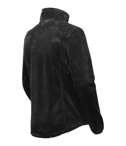 The North Face Womens Osito 2 Fleece Jacket-Black - Bennett's Clothing - 2