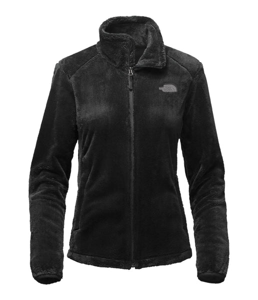 The North Face Womens Osito 2 Fleece Jacket-Black - Bennett's Clothing - 1