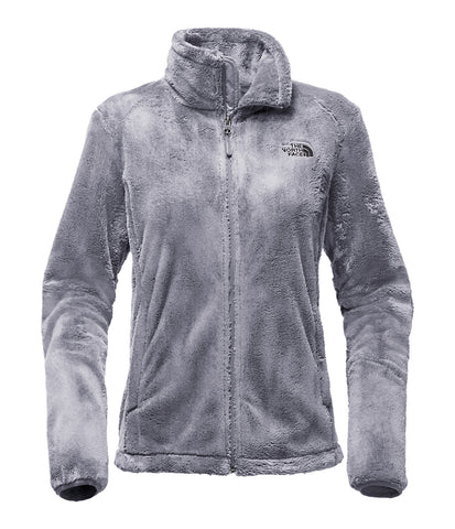 The North Face Womens Osito 2 Fleece Jacket-Mid Grey