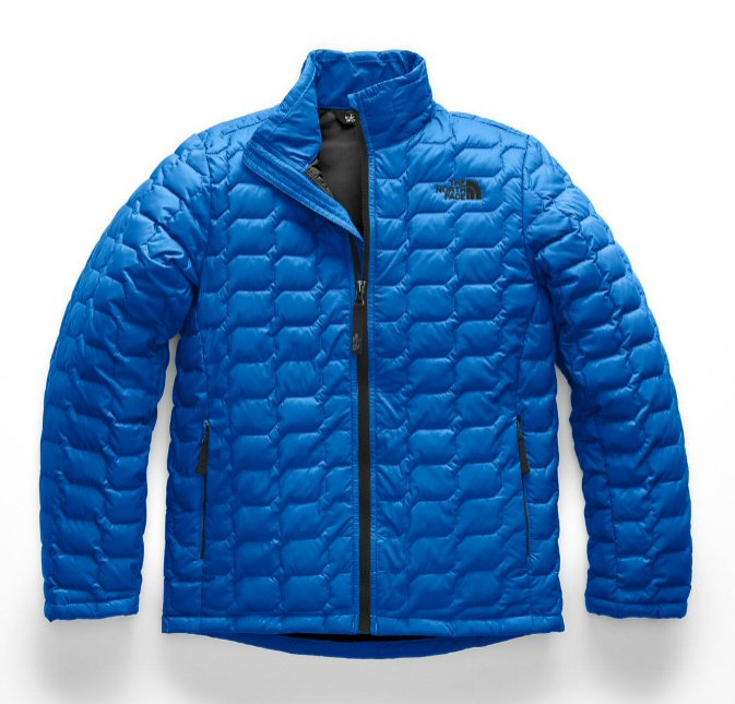 28e48c181 The North Face Boys Thermoball Jacket-Turkish Sea