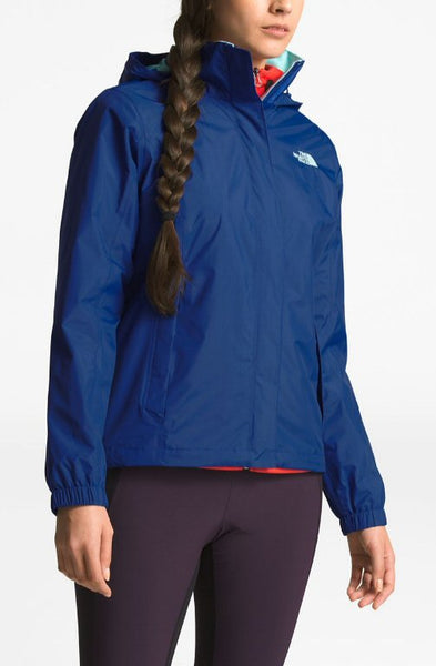 The North Face Resolve Rain Jacket -Shop Bennetts Clothing for all your outdoor gear.