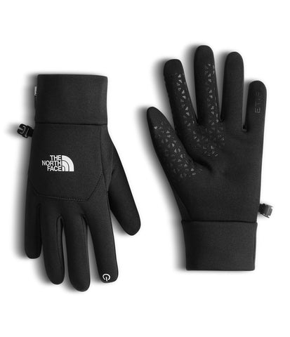 The North Face Etip Gloves-Black