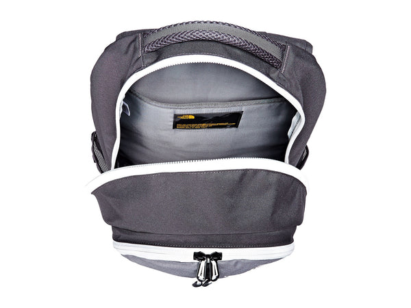 The North Face Jester Backpack-Zinc Grey-Vaporous Grey - Bennett's Clothing - 4