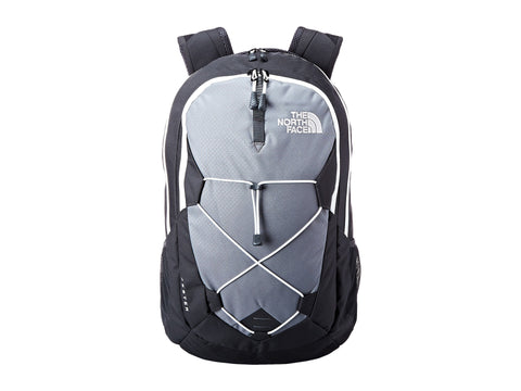 The North Face Jester Backpack-Zinc Grey-Vaporous Grey - Bennett's Clothing - 1