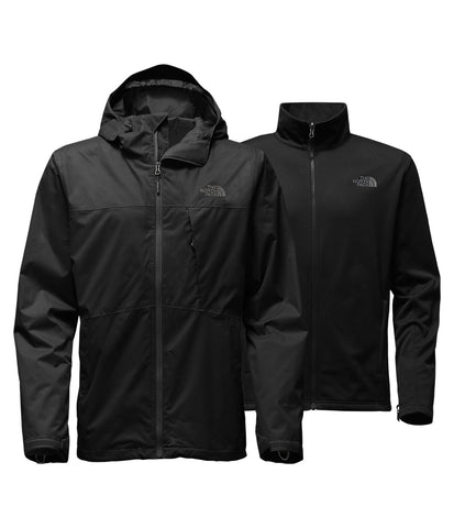 The North Face Mens Arrowood Triclimate Jacket-Black - Bennett's Clothing - 1