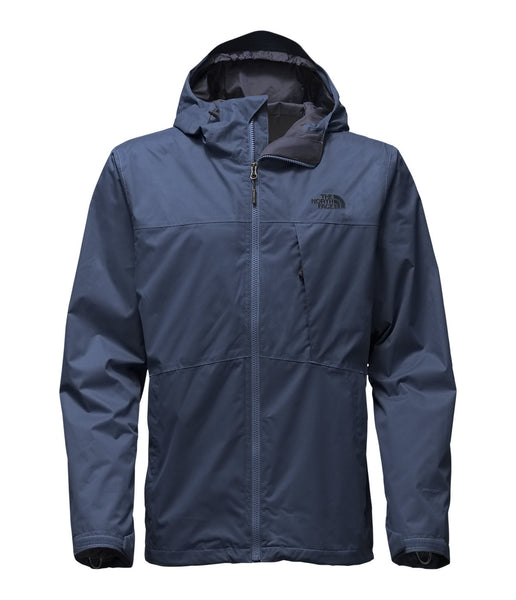 The North Face Mens Arrowood Triclimate Jacket-Shady Blue - Bennett's Clothing - 5