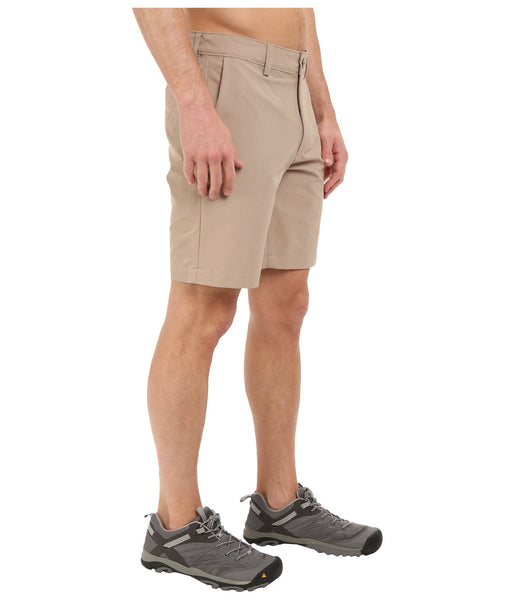 The North Face Mens Rockaway Short-Dune Beige - Bennett's Clothing - 4