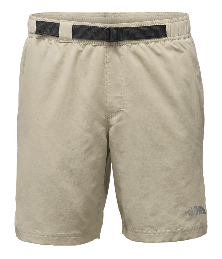The North Face Men's Class V Belted Trunk Shorts-Granite Bluff Tan