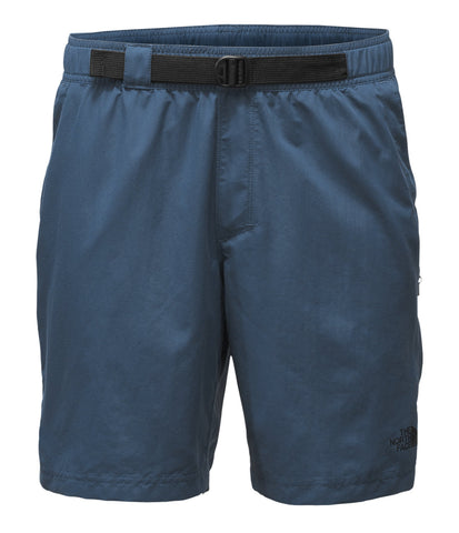 The North Face Men's Class V Belted Trunk Shorts-Shady Blue