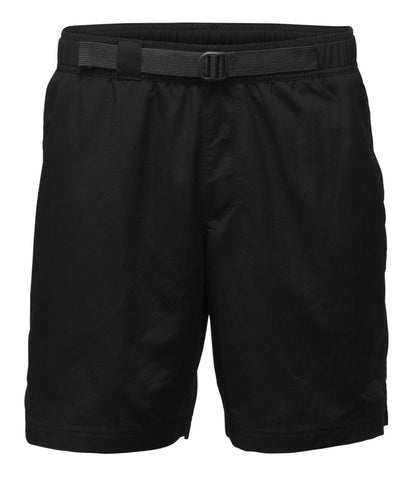The North Face Men's Class V Belted Trunk Shorts-Mountain Culture Black