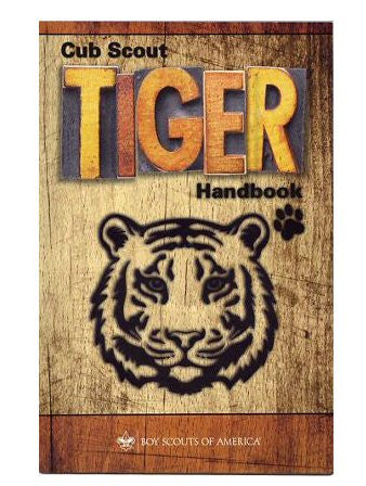 Cub Scouts Tiger Cub Handbook  - Shop Bennetts Clothing for a large selection scouting needs and get same day shipping.