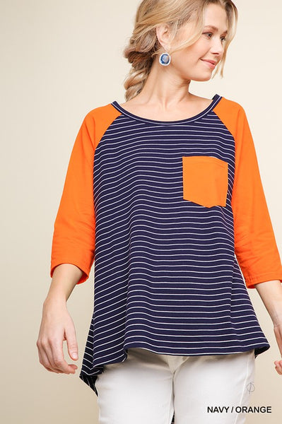 Get game-day ready with this Umgee top -Shop Bennetts Clothing and receive same day shipping