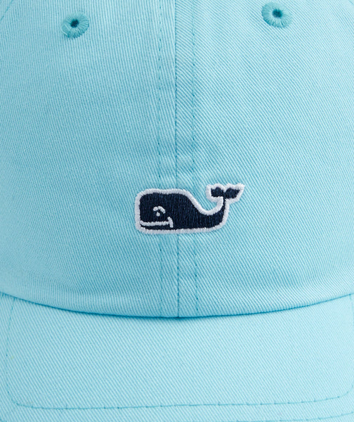 Vineyard Vines Whale Logo Baseball Cap-Pool Side - Bennett's Clothing - 2