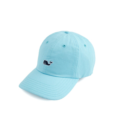 457360effa2 Vineyard Vines Whale Logo Baseball Cap-Pool Side - Bennett s Clothing - 1
