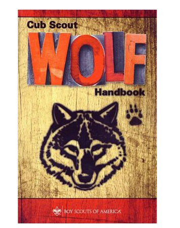Wolf Cub Scout Handbook -Shop Bennetts Clothing for all your Scouting needs. BSA Authorized Retailer for over 35 years