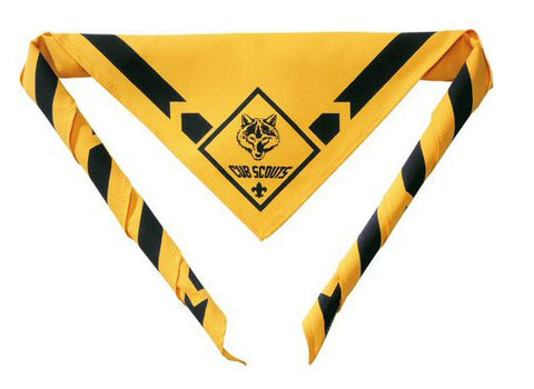 Cub Scout Wolf Neckerchief - Bennett's Clothing