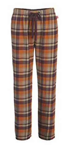 Woolrich Women's First Light Flannel Pant-Wine Plaid
