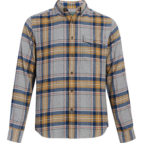 Woolrich Men's Eco Rich Twisted Rich II Flannel Shirt -Shop Bennetts Clothing for the name brands you need in menswear